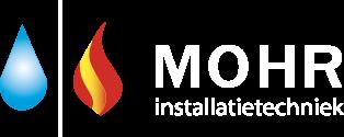 MOHR Installatietechniek Logo